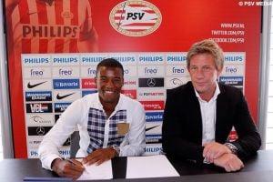 World Cup Star Wijnaldum signs new deal at PSV