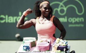 WTA Miami: Williams resiste a Lisicki, Halep batte Stephens