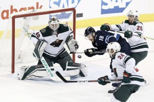 Minnesota Wild wins to inch closer