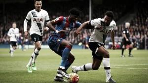 Steve Parish denies Wilfried Zaha will be sold to Tottenham Hotspur