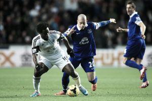 Swansea City - Everton: una copa para enderezar el rumbo en la liga
