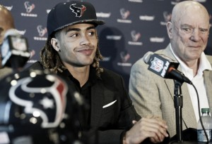 Houston Texans and Will Fuller agree on four-year, $10.2 million rookie deal