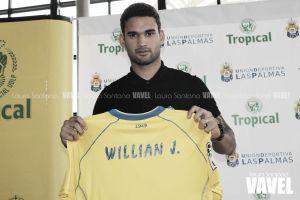 """William José: """"No prometo goles, pero sí trabajo duro y ayuda"""""""