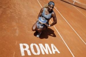 Internazionali BNL d'Italia, Serena dalla stessa parte di Azarenka e Halep. Azzurre più fortunate dei ragazzi