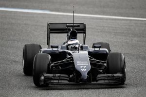 Williams FW36: cambios para estar más cerca de la élite