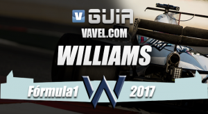 GUÍA VAVEL F1 2017: Williams, con el rookie y el veterano