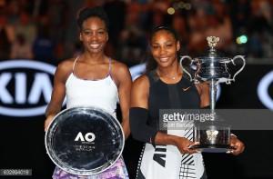 Australian Open 2017: Serena Williams beats Venus to win 23rd Grand Slam