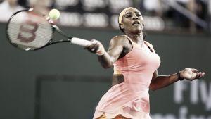 Serena Williams en semifinales de Indian Wells