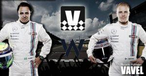 Valtteri Bottas y Felipe Massa correrán con Williams en 2015