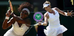 Wimbledon 2015: Serena contro Garbine, un trono per due