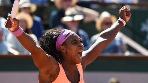 Roland Garros: Serena Williams concede il tris