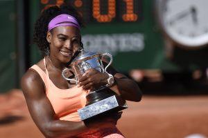 Roland Garros: ruggisce Serena Williams, ma è il torneo delle delusioni