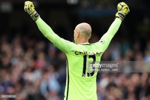 Chelsea sign Willy Caballero on a free transfer