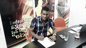 Wilmer Parra es nuevo jugador del Real Cartagena