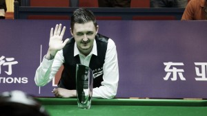 Kyren Wilson and Anthony Hamilton break record