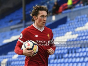 Huddersfield Town interested in Liverpool youngster Harry Wilson