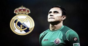 Keylor Navas au Real Madrid
