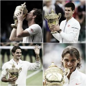Wimbledon: Seeds revealed for the Gentlemen's Singles