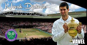 Wimbledon 2014: Djokovic - Federer