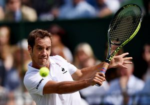 Wimbledon: Gasquet Races Past Saville In The First Round