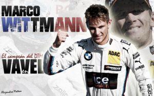 """Entrevista. Marco Wittmann: """"Trabajaremos duro para volver a alzarnos con el campeonato"""""""