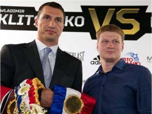 Resultado combate Klitschko - Povetkin
