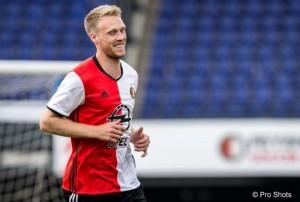 Europa League - Feyenoord, basta Jorgensen: steso lo Zorya per 1-0