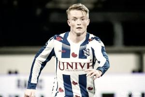 Larsson no se moverá del Heerenveen en invierno