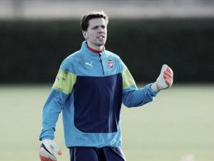 Szczesny: It would be huge to play in the final