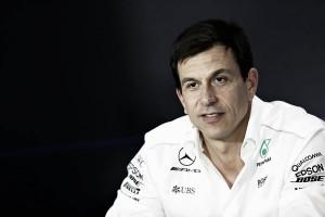 Wolff, sorprendido por la actuación de Ferrari en Monza