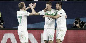 El Wolfsburgo consigue tres puntos con suspense