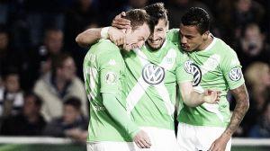 El Wolfsburgo de Caligiuri y su primera gran final