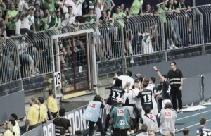 Il Wolfsburg scaccia la paura e resta in Bundesliga: Braunschweig battuto 0-1 anche al ritorno