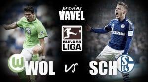 Previa Wolfsburgo - Schalke 04: duelo de Champions en la zona baja