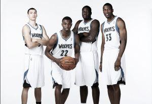 Minnesota Timberwolves 2014/15: la esperanza joven