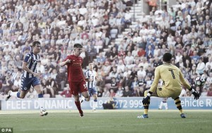 Wigan Athletic 0-2 Liverpool: Another win for Klopp's men as they march on in pre-season