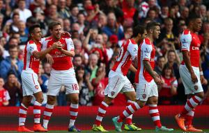 Arsenal 2 - 2 Hull City : Arsenal Player Ratings