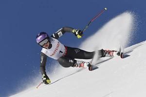 Sci Alpino, St Moritz 2017 - Slalom Gigante Donne 1° Manche: la Worley mette tutte in fila