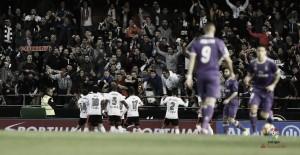 Valencia tem início avassalador e bate Real Madrid em partida adiada da 16ª rodada