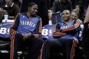"""Durant habla sobre su relación con Westbrook: """"Es fraternal, somos como familia"""""""