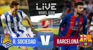 Real Sociedad x Barcelona ao vivo online pelas quartas de final da Copa do Rei