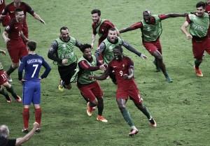 Portugal supera lesão de CR7, vence anfitriã França e garante título inédito da Euro