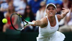 Wozniacki e Ivanovic se despiden de Wimbledon