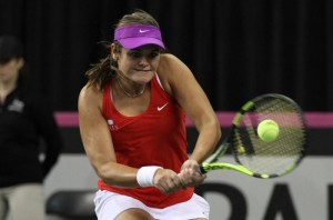Fed Cup: Canada vs Belarus Day One Recap