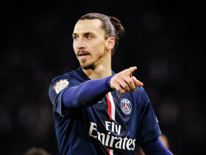 "Parla Ibrahimovic: ""Sono un giocatore del Paris Saint-Germain"""