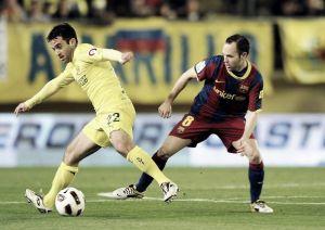 Barcelona - Villarreal: choque reivindicativo