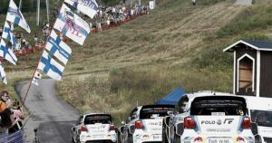 Rallye de Finlande : Meilleur départ pour Latvala
