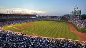 Wrigley Field Bleachers Unlikely To Be Ready By Opening Day