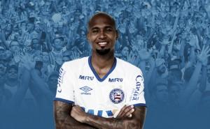 Bahia acerta a contratação do lateral Wellington Silva, ex-Fluminense