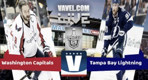 Tampa Bay Lightning vs Washington Capitals Live Stream Updates and Commentary of the 2018 Stanley Cup Playoffs (2-4)